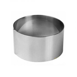 Форма для гарнира круг 8 см*h4