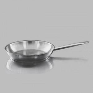 Сковорода 24 см нержавейка 014243