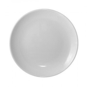 Тарелка 250 мм мелкая без борта White Сієста