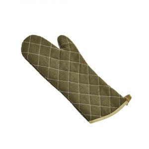 Перчатка - прихват 40 см зеленная (2 шт)